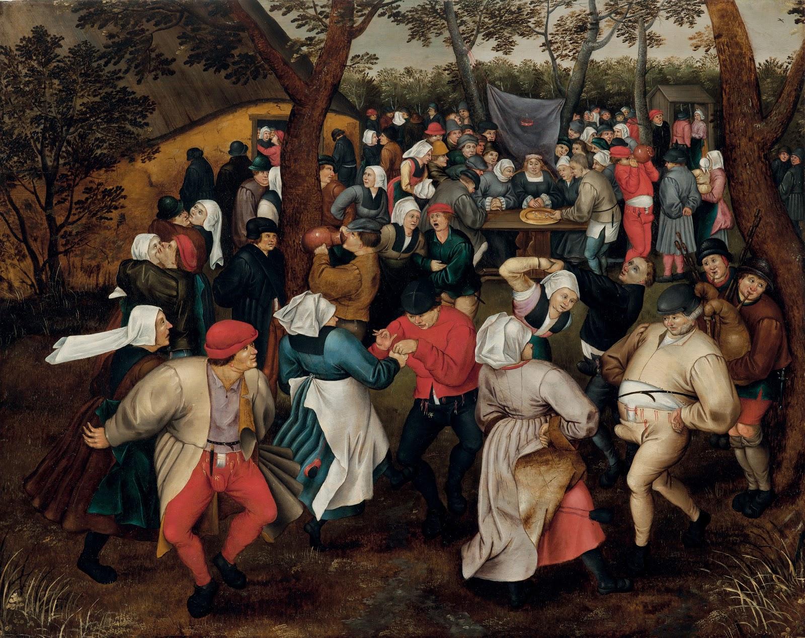 Секс в картинах средневековья 6 фотография